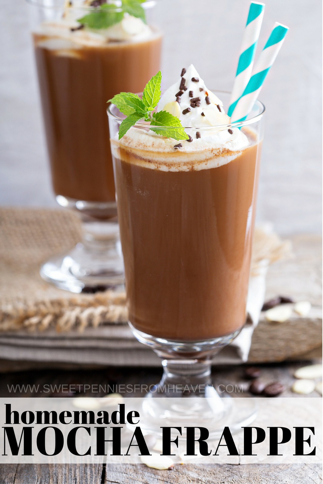 Mocha Frappe Homemade Recipe: Tastes
