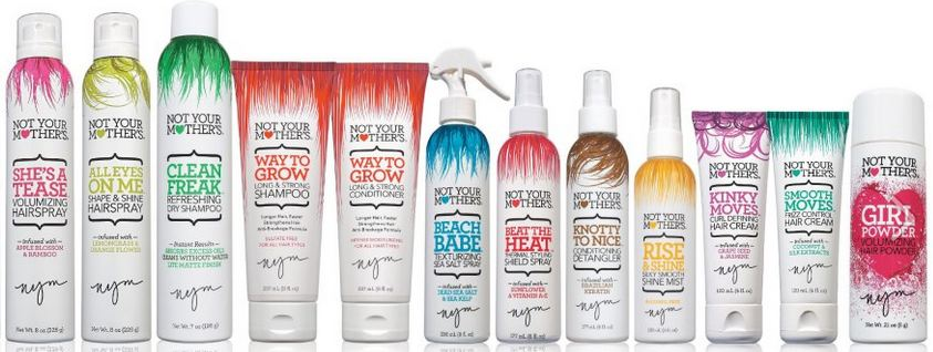 nym brand hair care