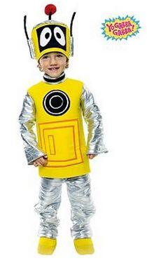 yo gabba gabba plex halloween costume