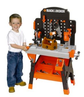 Black & Decker Junior Power Workshop