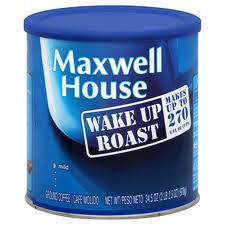 maxwell house wake up roast