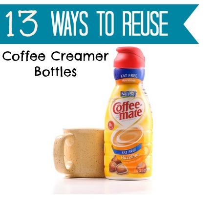 Coffee Creamer Bottles