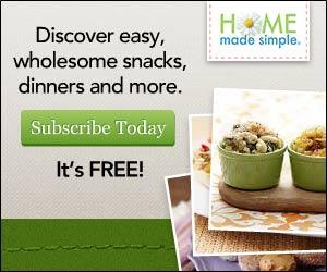 Home Made Simple Free Menu Planner