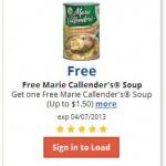 Free Marie Callender