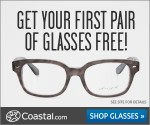 Coastal Contacts Free Glasses