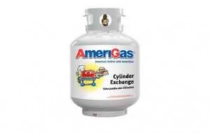 amerigas propane cylinder