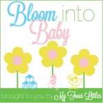 bloom into baby giveaway