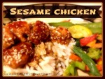 Sesame Chinese Chicken