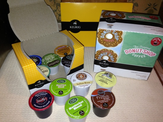 KCups Sample Pack - Keurig Review