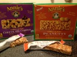 Annie's organic snack bars from Vitacost