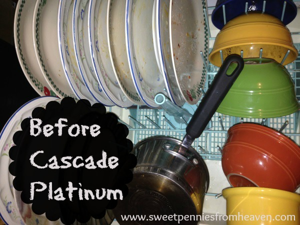 how to use cascade platinum rinse aid