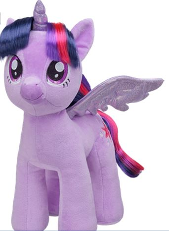 build a bear my little pony princess twilight sparkle