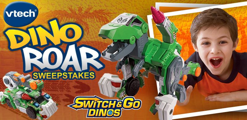 VTech Switch & Go Dinos