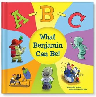 iseeme ABC What I Can Be Book