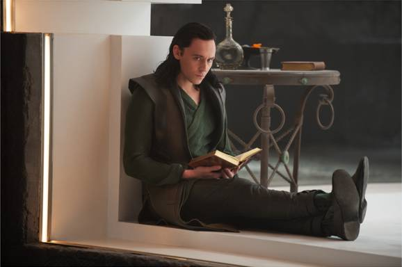 Thor: The Dark World Loki