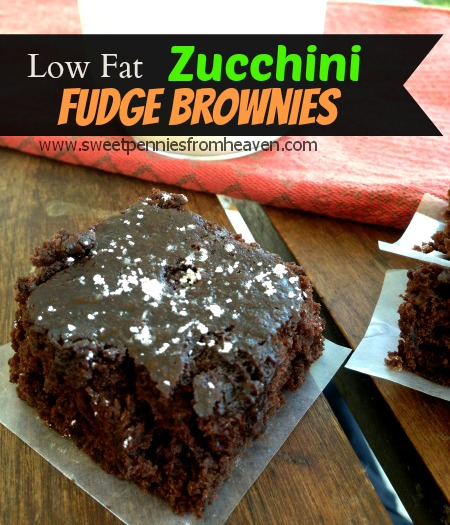 Low fat Brownie Recipe