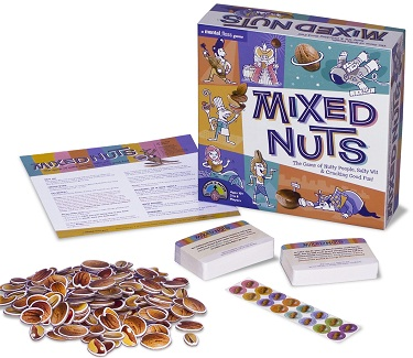 Mixed Nuts Trivia Game