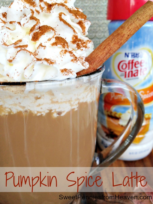 Pumpkin Spice Latte #shop