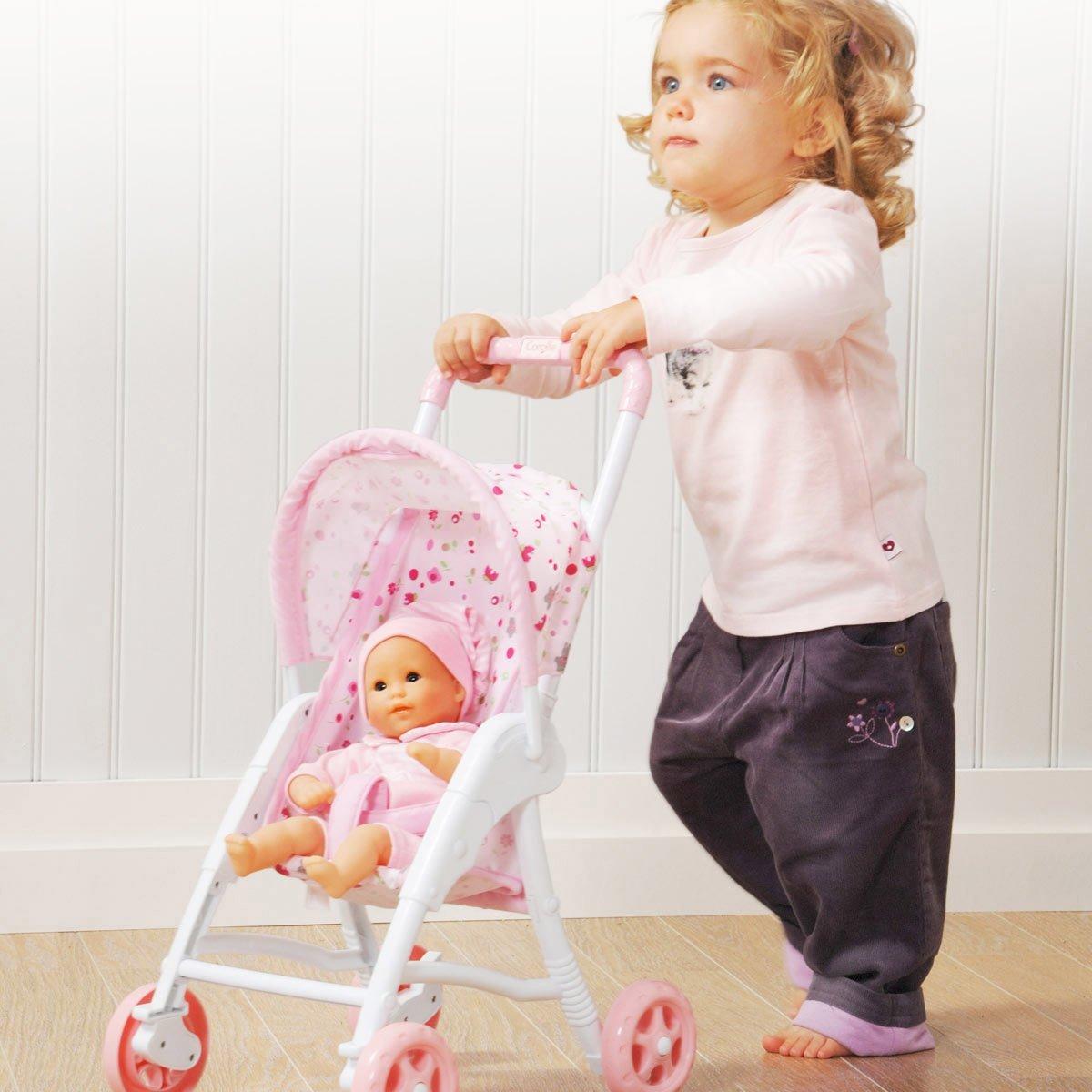 corolle mon premier baby stroller