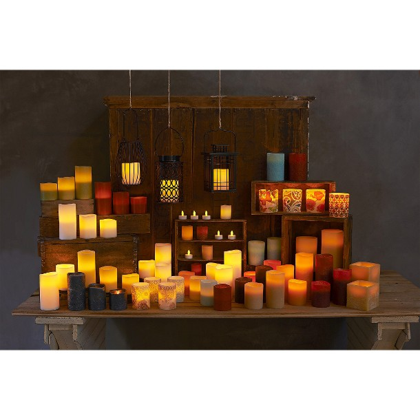 energizer line of flamelss candles