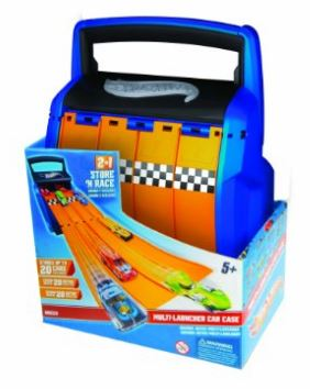 neat oh hot wheels battle racing toy storage case