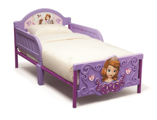 Princess Sofia Bed