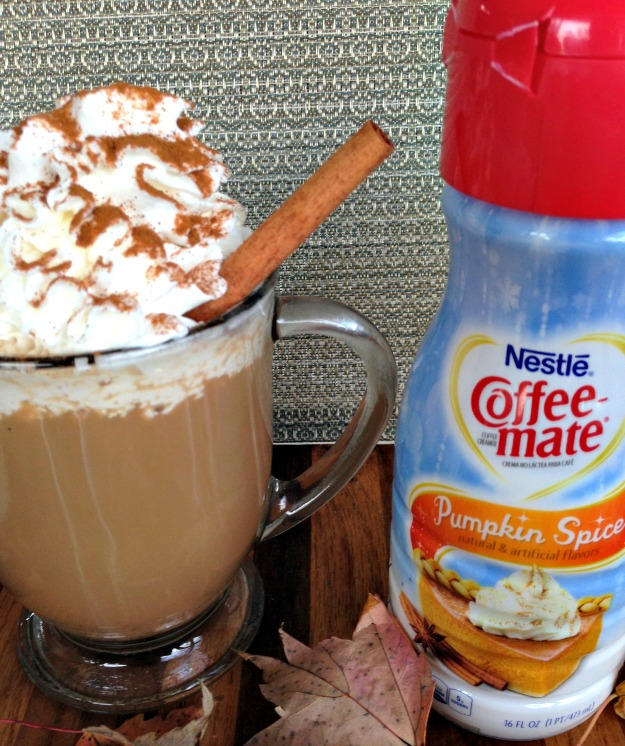 pumpkin spice latte #shop