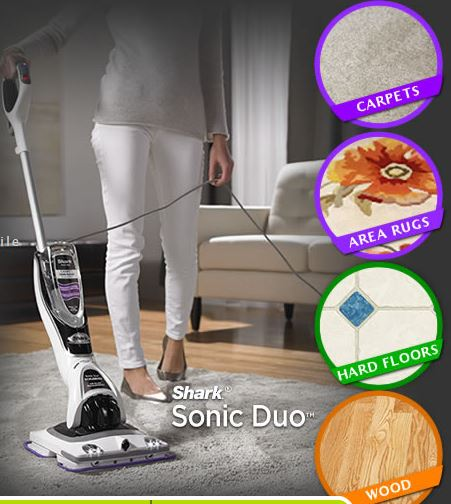 Shark Sonic Duo Is The Machine For You If You Hate To Mop