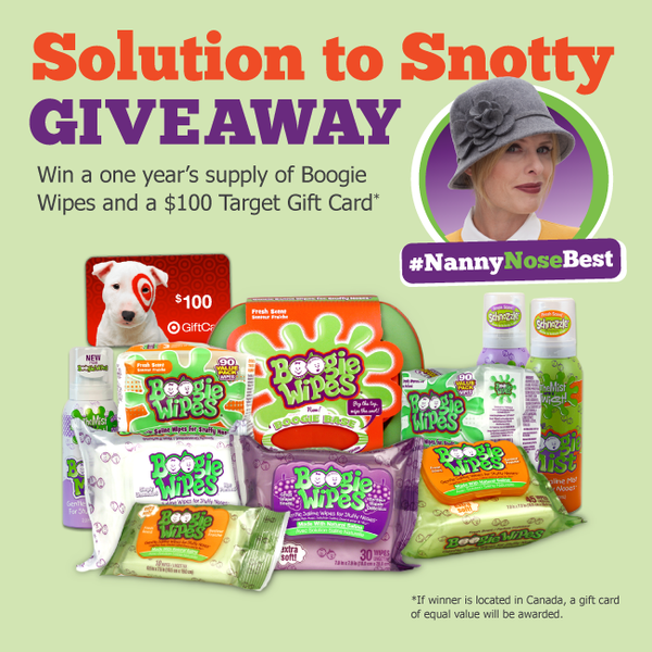 solution-to-snotty-giveaway