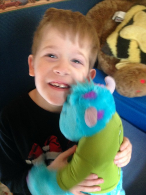 eli with sully