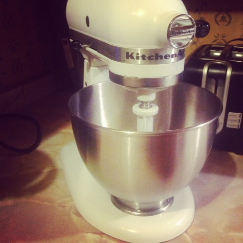 my kitchenaid mixer