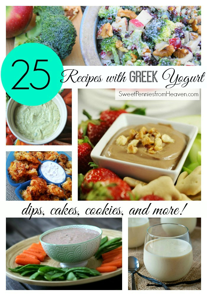 Greek Yogurt Recipes