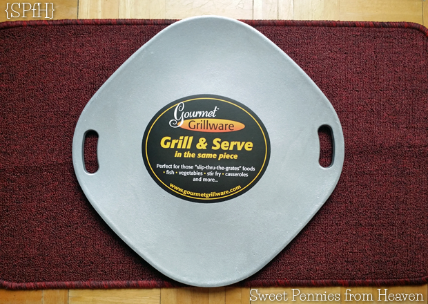 gourmet grillware grilled pizza tailgating treats
