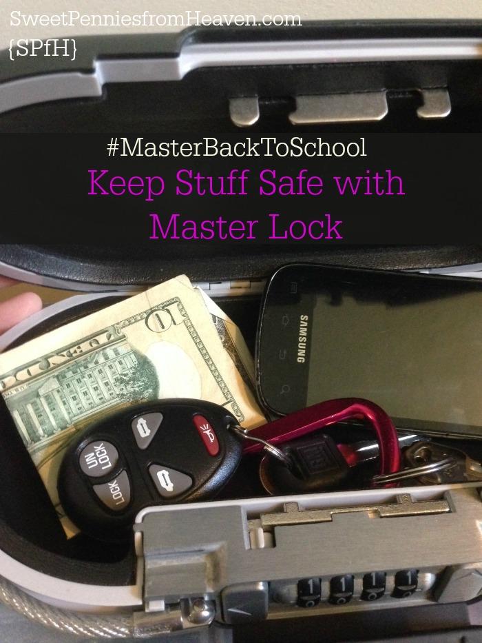Master Lock BTS 1