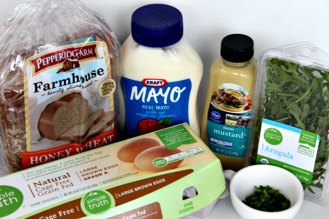 copycat starbucks egg salad sandwich ingredients