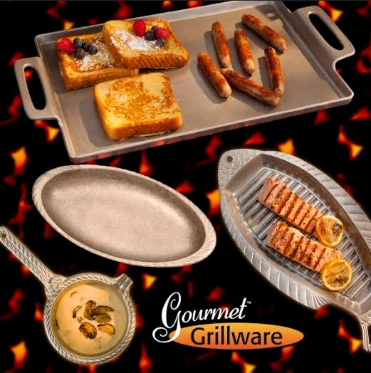 gourmet grillware prize pack