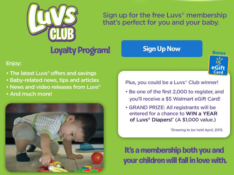 luvs loyalty program