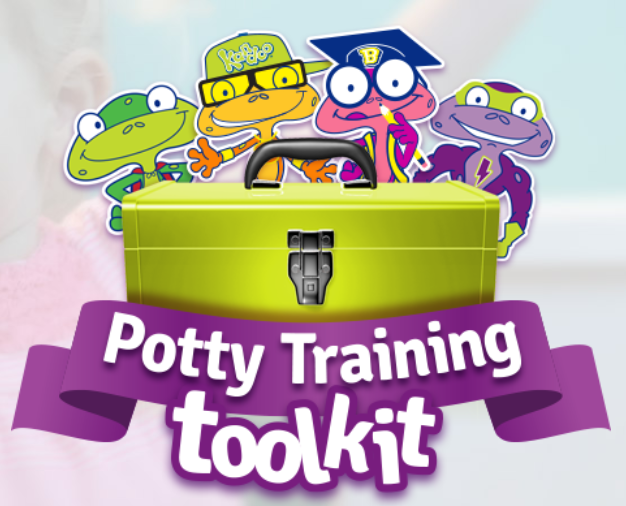 potty training tool kit