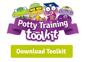 #KandooKids potty training toolkit