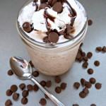 Copycat McDonald's Chocolate Chip Frappe