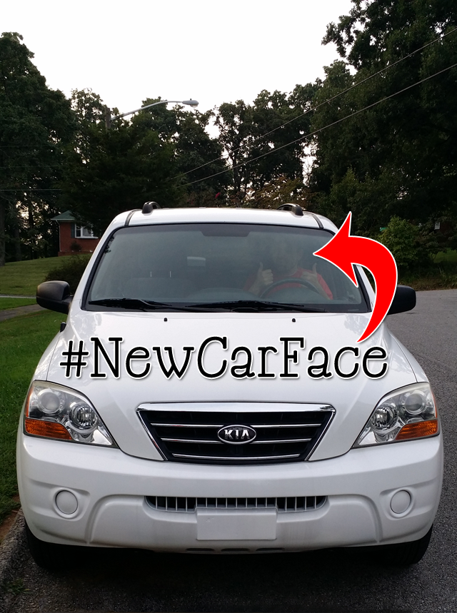 New Car Face David