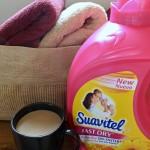 Suavitel Saves Time