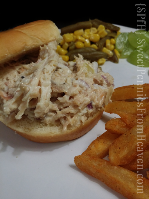 quick easy chicken salad sandwich farm rich