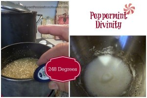 Peppermint Divinity Process 1