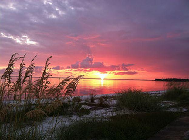 gcfl sunset