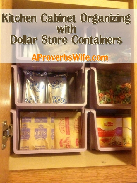 7 easy ways to organize snack cabinets and pantries. Black Bedroom Furniture Sets. Home Design Ideas