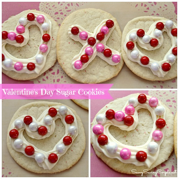 10 Incredible Valentine\'s Day Cookie Recipes