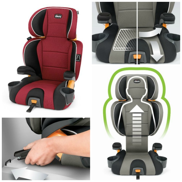 chicco kidfit booster seat plus child safety car seat infographic. Black Bedroom Furniture Sets. Home Design Ideas