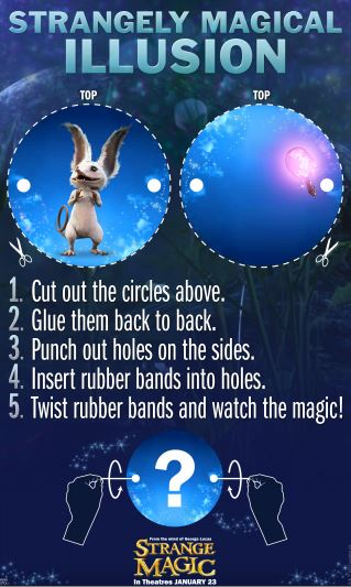 Strange Magic Craft