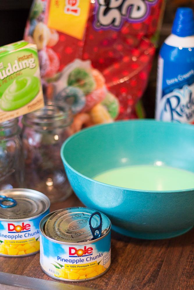 pudding parfait